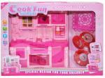Roben Toys Mini bucatarie cu lumini, sunete si ustensile Happy Kitchen (28747) Bucatarie copii
