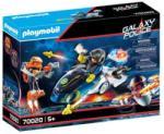 Playmobil Galaxy Police - Űrrendőrség Motor (70020)
