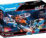 Playmobil Űrkalózok Helikopter (70023)