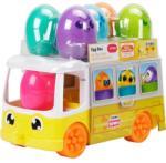 TOMY Toomies buszos tojáskaland szett (E73098)
