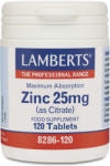 Lamberts Zinc 25mg (Citrate) 90 tablete - mypharmacyboutique