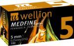 MedTrust Ace sterile Med Trust Wellion Medfine 0.25 31G x 5mm 100 buc - mypharmacyboutique