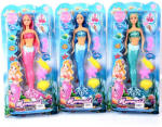 MK Toys Sellőbaba kiegészítőkkel - több változatban