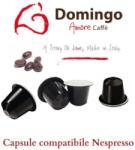 Domingo Caffè Capsule compatibile Nespresso, Espresso Bar (100 capsule)