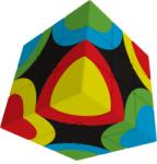 Verdes Innovation S. A. 3x3 speedcube Circle