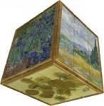 Verdes Innovation S. A. 3x3 speedcube, Van Gogh