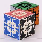 LanLan FangCun Rapid 3x3x3 mixup gear cube