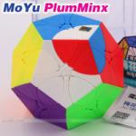 MoYu dodecahedron Dino cube - plum blossom PlumMinx