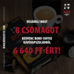BORO-Coffee GUATEMALA Kapszula (10) - borocoffee - 8 160 Ft