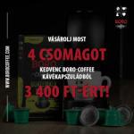 BORO-Coffee GUATEMALA Kapszula (10) - borocoffee - 4 560 Ft