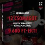 BORO-Coffee GUATEMALA Kapszula (10) - borocoffee - 11 880 Ft