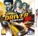 Ubisoft Driver Renegade 3D (3DS) Játékprogram