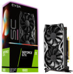 EVGA GeForce GTX 1660 SC Ultra Gaming 6GB GDDR5 (06G-P4-1067-KR) Видео карти
