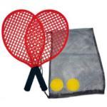 Schildkrot Set 2 rachete tenis pentru plaja Schildkrot - 970130 (970130) Racheta badminton