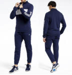 Reebok Melegíto Set Reebok TRAINING ESSENTIALS LINEAR LOGO TRACK SUIT NAVY