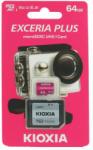 KIOXIA microSDXC 64GB UHS-I/U3/C10 LMPL1M064GG2