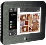 Paradox LICENTA floor plan + annunciator pentru Touch Screen TM40, Paradox FLPANN (FLPANN)