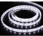 Ultralux 4.8W/M BANDA LED FLEXIBILA, SMD2835, 12V DC , 60LED-uri/M, alb rece, 5m, nerezistenta la apa, Rola 5 m