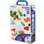 Miniland Set Cubos pentru 4 copii (ML95203)