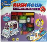 ThinkFun Rush Hour Junior - Ora de vârf - joc de societate cu instrucţiuni în lb. maghiară (97767)