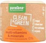 Purasana БИО Мултивитамини & Минерали - Purasana 60 табл