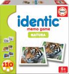 Educa Pexeso Identic Joc de memorie Game Natura Educa 110 bc cu animale de la 6 ani (EDU14783)