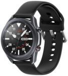 Tech-Protect Силиконова каишка за смарт часовник SAMSUNG GALAXY WATCH 3 45MM от Tech-Protect IconBand - черна ( 795787713242 - 10013 )