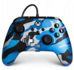 PowerA Metallic Blue Camo Xbox Gamepad, kontroller