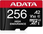 ADATA microSDXC 256GB AUSDX256GUI3V30SHA2-RA1