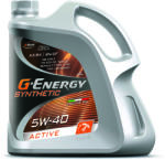 G-Energy Synthetic Active 5W-40 4L