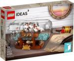 LEGO Ideas - Hajó a palackban (92177)