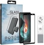 Eiger Glass Eiger 3D GLASS Full Screen Tempered Glass Screen Protector for Sony Xperia 10 II in Clear/Black