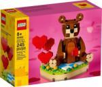 LEGO Iconic - Valentin napi barna maci (40462)