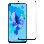 Touch of luxury Folie sticla 9D Huawei Psmart 2021 - Negru