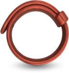 Velv'Or Rooster Jason Size Adjustable Firm Strap Design Cock Ring Red