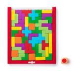 WOODY Jocul Puzzle cu zaruri lemnoase (OLP102191918)