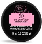 The Body Shop Mască hidratantă British Rose - The Body Shop British Rose Fresh Plumping Mask 15 ml Masca de fata