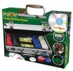 Merchant Ambassador ProPoker Texas Hold'em póker szett 200 db-os oktató DVD-vel (MAPR02702SP4D)