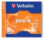Verbatim DVD-R 4.7GB 16x Jewel Case
