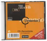 Intenso CD-R 700MB 52x 80' Slim Case
