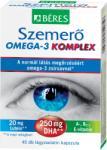 BÉRES Eye force Omega-3 Complex (45 caps. )