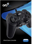 Orb Wired Controller Playstation 3 Gamepad, kontroller