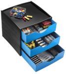 CEP Irattartó 3 fiókos Build A Box 1-111 F CEP
