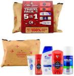 Procter & Gamble OLD SPICE travel pack 5in1, комплект за пътуване