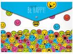 MFP Paper Be Happy Smile irattartó tasak - A5 (AD-5370555SMILEY)