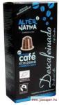 alternativa3 AlterNativa3 Koffeinmentes kávé kapszula, biológiailag lebomló 10db