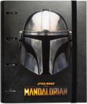 ERIK The Mandalorian gyűrűskönyv A/4, 4 gyűrűs, A Mandalori (ERK-CAT0072) - mesescuccok