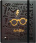 Harry Potter gyűrűskönyv A/4, 4 gyűrűs (ERK-CAT0069) - mesescuccok