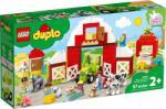 LEGO DUPLO Town Pajta traktor és állatgondozás a farmon (10952)