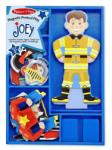 Melissa & Doug md3550 - Set magnetic Sa-l imbracam pe Joey (MD3550)